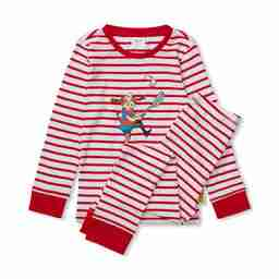 Pyjamas Pippi Långstrump
