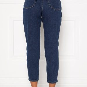 BUBBLEROOM Melinda mom jeans Dark denim 36