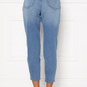 BUBBLEROOM Melinda mom jeans Light denim 38