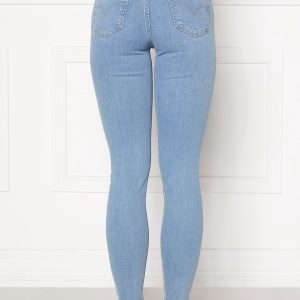 LEVI'S Mile High Super Skinny Jeans 0181 Galaxy Hazy Day 26/30